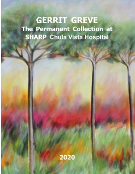 GERRIT GREVE:The Permanent Collection at SHARP Hospital Chula Vista book cover