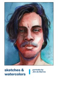 Jim deBarros Sketches and Watercolors book cover