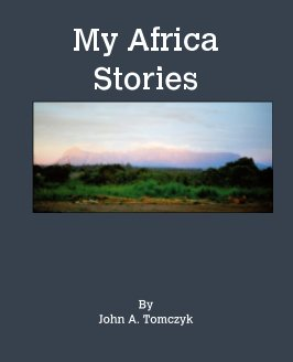 my africa stories book cover