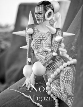No. 8™ Magazine - V25-I3 - 1st Anniversary Volume book cover