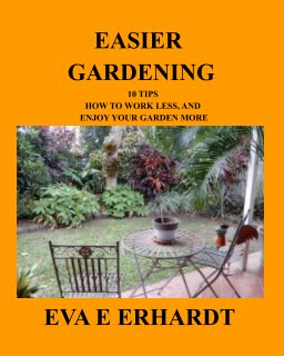 Easier Gardening book cover