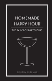 Homemade Happy Hour book cover