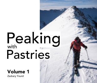 Peaking with Pastries book cover