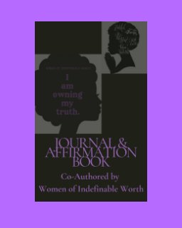 I am Owning my Truth:  20-Day Devotional (Women of Indefinable Worth) book cover