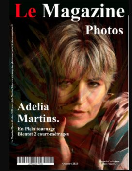 Le Magazine-Photos spécial Adelia Martins book cover