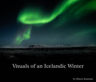 Visuals of an Icelandic Winter book cover