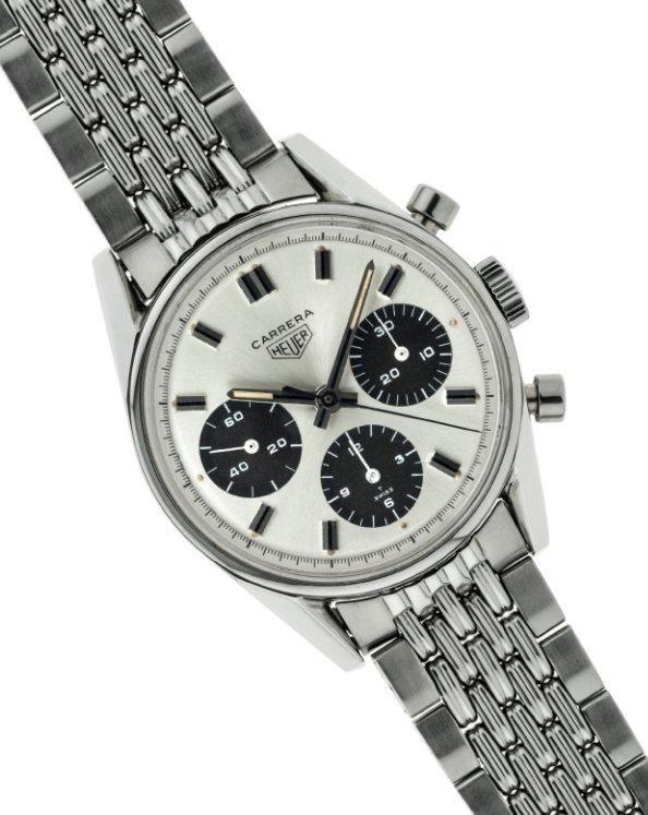 View Heuer Carrera Chronographs 1963-85 by Crosthwaite / Gavin