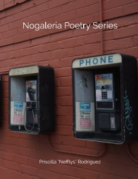 Nogaleria Poetry Series book cover