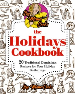 The Holidays Cookbook book cover