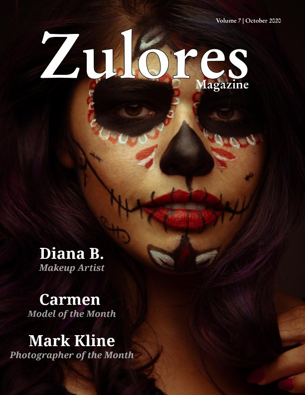 View Dark Fashion and Beauty by Zulores Magazine