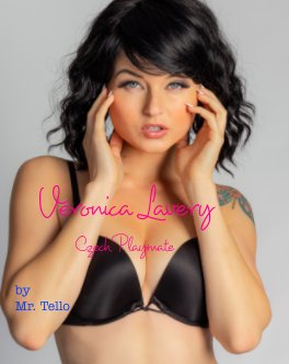 Veronica Lavery  Czech Playmate book cover