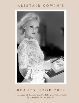 Beauty Book 2019 book cover