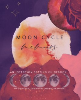 Moon Cycle Memoirs book cover