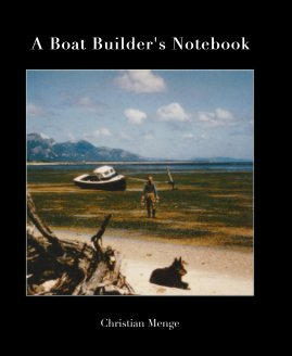 A Boat Builder's Notebook book cover