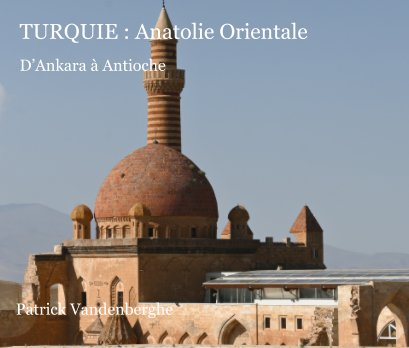 Turquie Anatolie Orientale book cover
