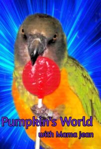 Pumpkin's World with Mama Jean book cover