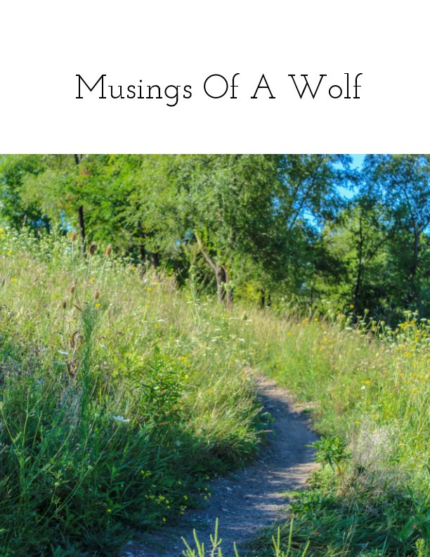 View Musings of a Wolf by Russell Goddard