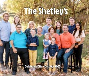 Shetley Family Photoshoot book cover