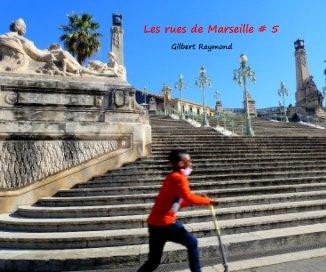 Les rues de Marseille # 5 book cover