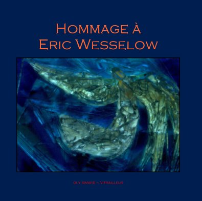 Hommage à Eric Wesselow book cover