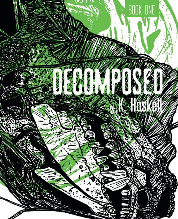 View Decomposed Book #1 by K. Haskell