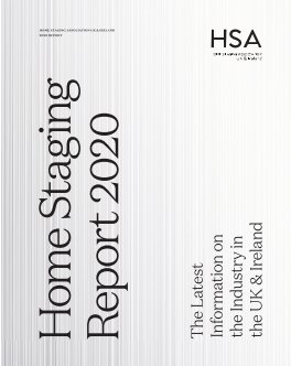 Home Staging Report 2020 book cover