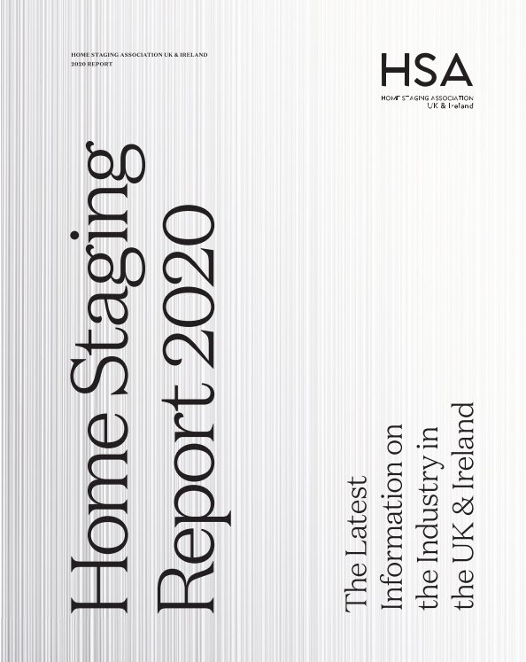 View Home Staging Report 2020 by Home Staging Association