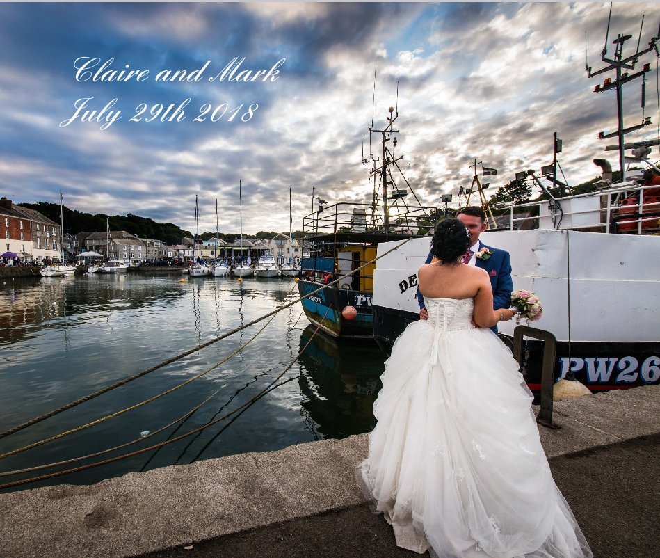 View Claire and Mark July 29th 2018 by Alchemy Photography