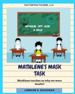 Mathlene's Mask Task book cover