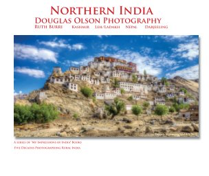 Northern India  10 X 8 Soft Cover Edition book cover