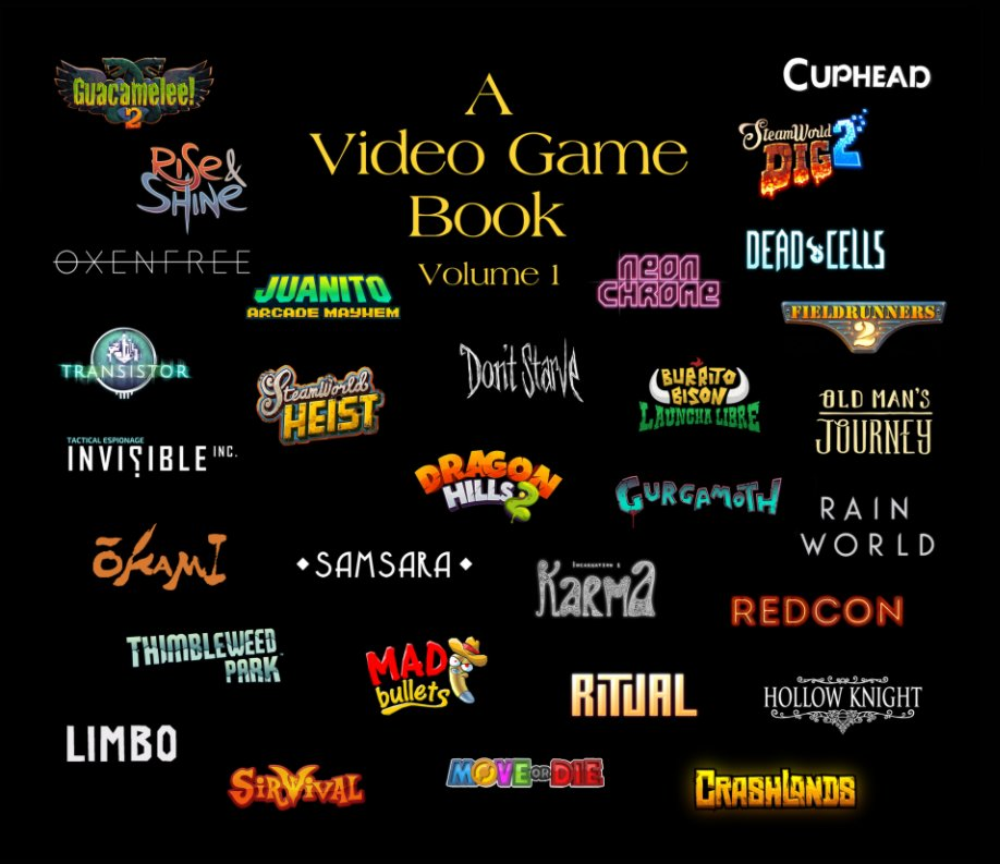 View A Video Game Book - Volume 1 by Robert D. Williams