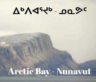 Arctic Bay, Nunavut book cover
