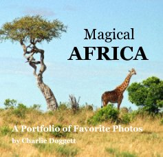 Magical AFRICA book cover