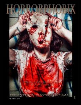 Horrorphobix book cover