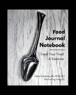 Food Journal Notebook book cover