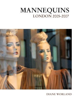 Mannequins London 2006-2007 book cover