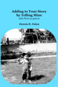 Adding to Your Story by Telling Mine book cover