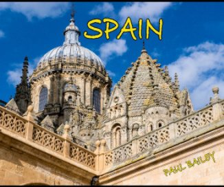 Spain book cover