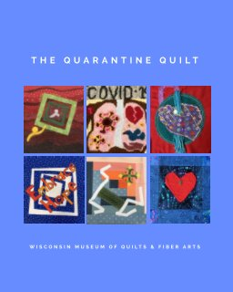 The Quarantine Quilt book cover