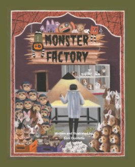 Monster Factory book cover
