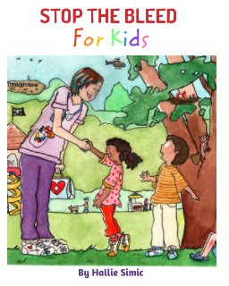 Stop The Bleed For Kids book cover
