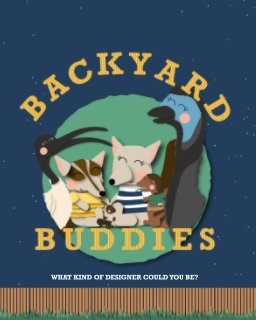 Backyard buddies book cover