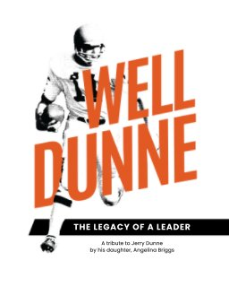 Well Dunne book cover