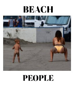 Beach People book cover