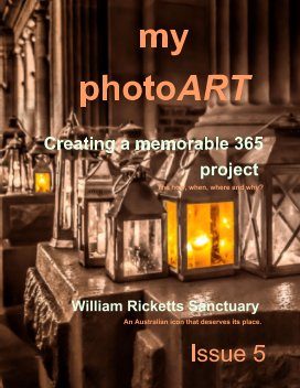 my photoART Magazine issue 5 book cover