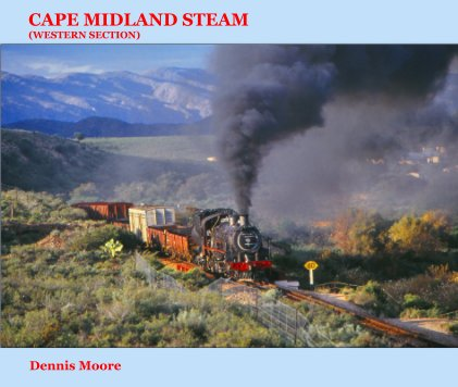 CAPE MIDLAND STEAM (Western Section) - very large landscape version book cover