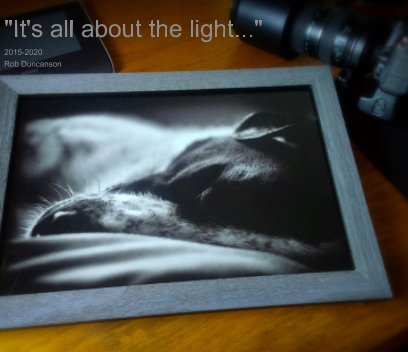 It's All About The Light book cover