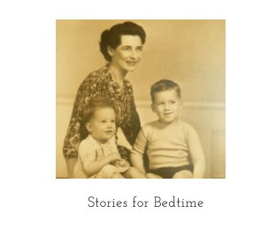 Bedtime Stories book cover