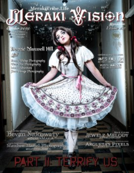Meraki Vision Magazine October 2020 book cover