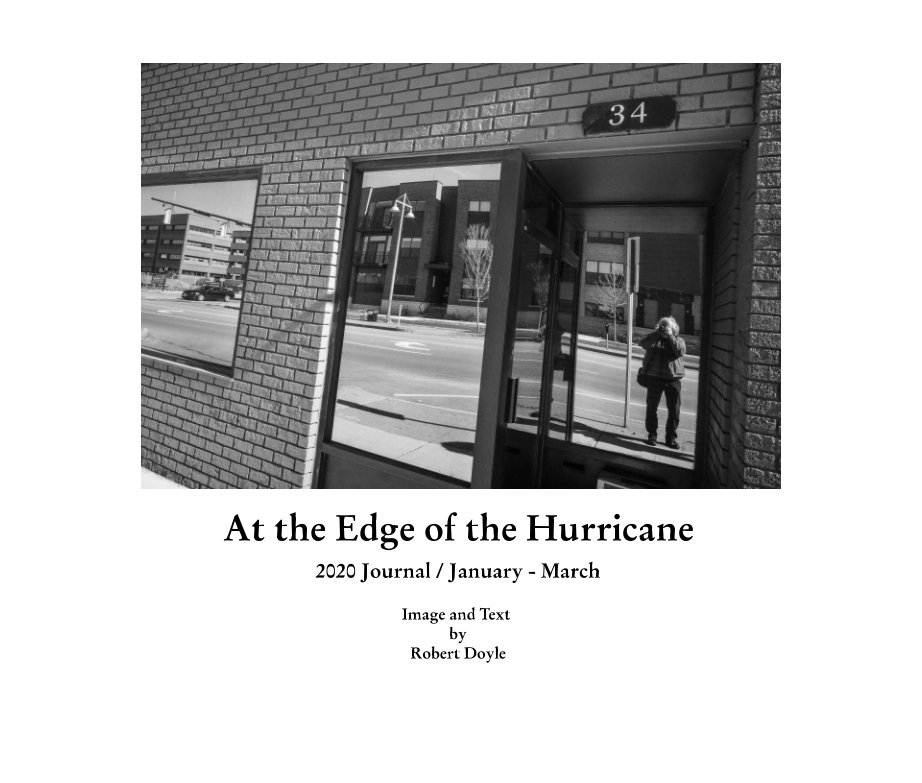 View At the Edge of the Hurricane by Robert Doyle